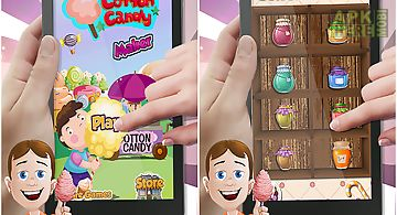 Cotton candy maker – kids game