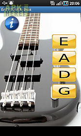easy tuner - bass
