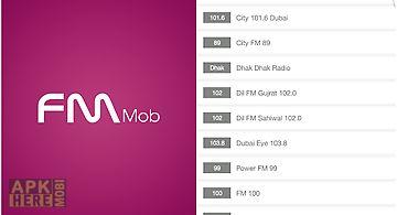 Fm radio pakistan hd - fm mob