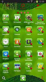 ladybird theme for go launcher