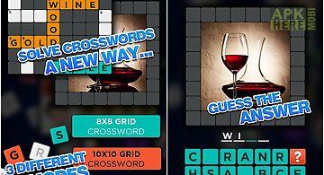 Pic crossword puzzle game quiz