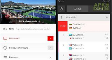 Tennis temple - live scores