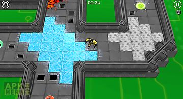 Undertown chase: ben 10 for Android free download at Apk