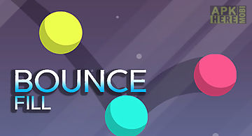 Bounce fill