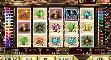 Casino town - slot machine