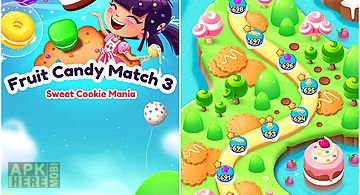 Fruit candy blast match 3: sweet..