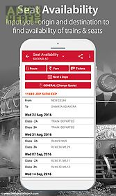 indian railway irctc pnr app