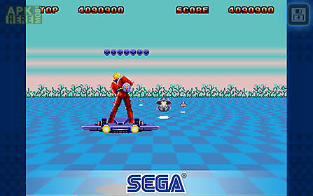 space harrier 2: classic