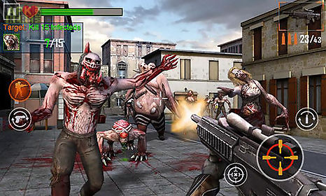 zombie shooter 3d by doodle mobile ltd.