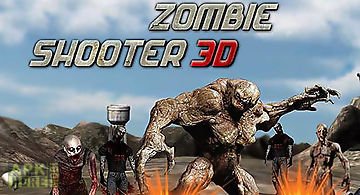 Zombie shooter 3d by doodle mobi..