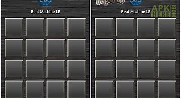 Beat machine le
