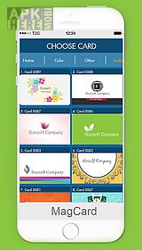 Magcards business card design for android free download at apk here magcards business card design colourmoves