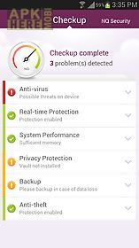 Nq mobile security for retail for Android free download at