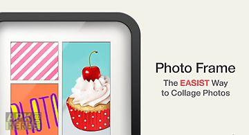 Photo frame free:easy collage