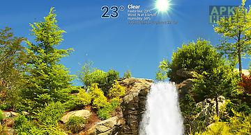 True weather, waterfalls free