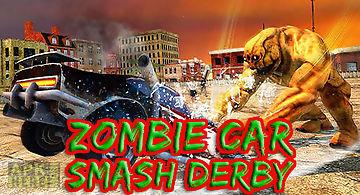 Zombie car smash derby