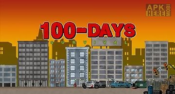 100 days: zombie survival