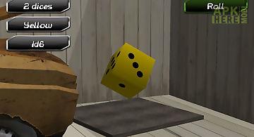 Epic dice roller 3d