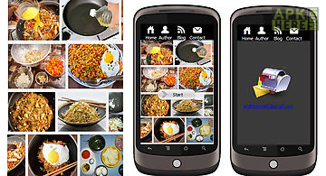 Fried rice recipe for android