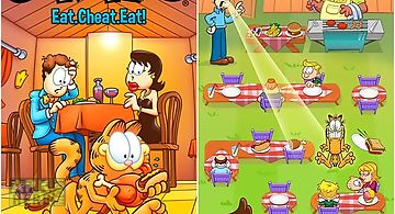 Garfield: eat. cheat. eat!