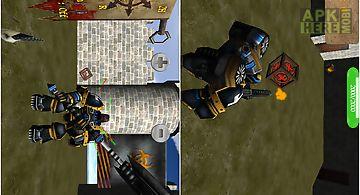 Gladiator robot mech builder - c..