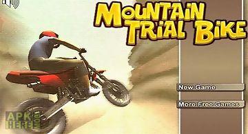 Mountain racing moto2