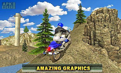 offroad motor bike adventure