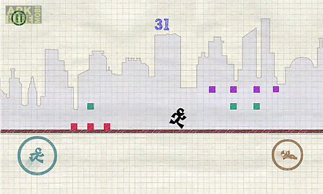 run stickman run
