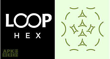 Infinity loop: hex