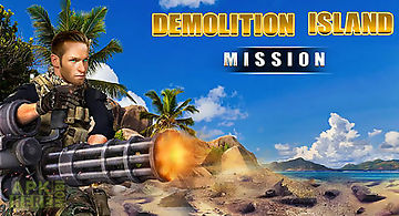 Island demolition ops: call of i..