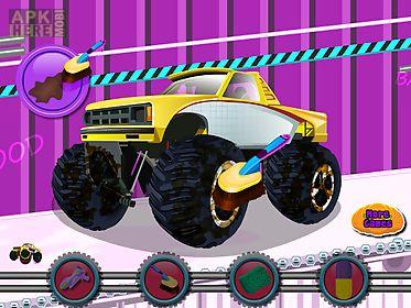 monster truck wash
