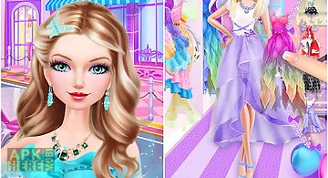 Princess prom night - dress up