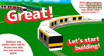 Touch train 3d (full version)