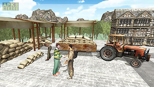 Tractor simulator 3d: farm life for Android free download at Apk