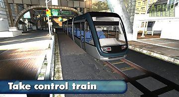 Train driver: simulator