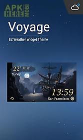 warship weather today widget
