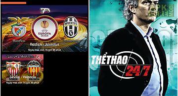 Xem bóng đá trực tuyến 24..