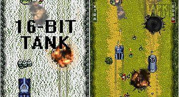 16-bit tank