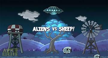 Aliens vs sheep