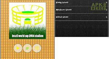 Brazil world cup 2014 stadium pu..