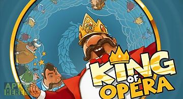 King of opera: party game