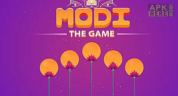 Modi: the game