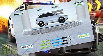Police traffic racer 3d