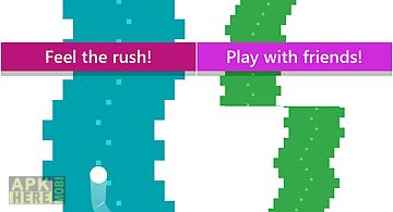 Super line rush - fun multiplaye..