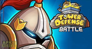 Tower defense battle