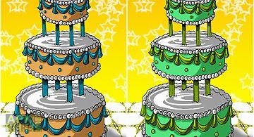 Birthday cake bash designer