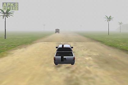 crazy car driving endless