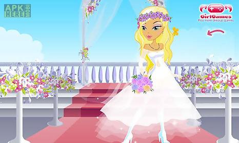 dress up! my wedding