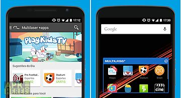 Multilaser +apps