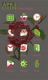 red flower- zero launcher